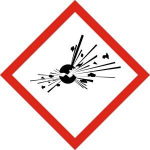 DSM - déchet explosif